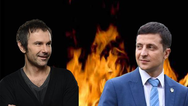 Яку небезпеку становлять Вакарчук та Зеленський на президенських виборах