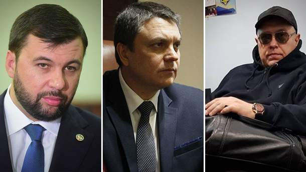 Головні новини 12 листопада: старі нові вожді окупованого Донбасу, арешт Павловського