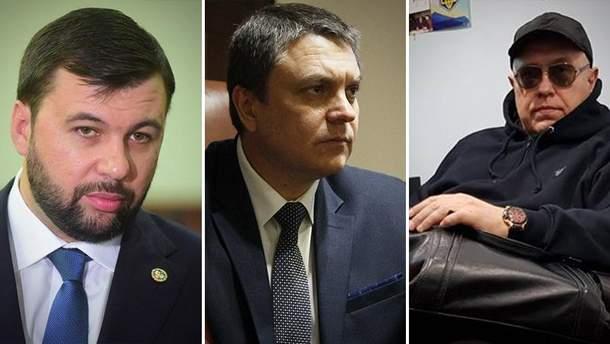 Главные новости 12 ноября: старые новые главари оккупированного Донбасса, арест Павловского