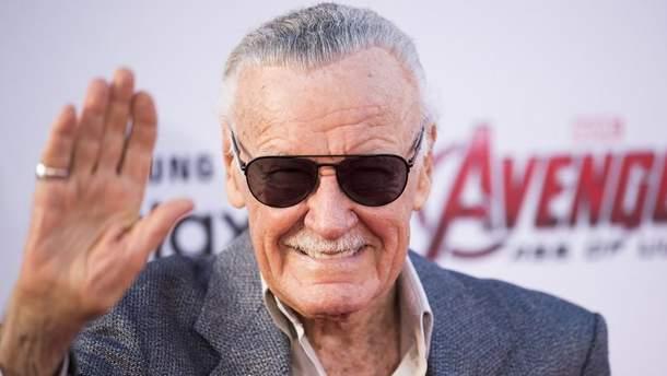 Помер Стен Лі – творець коміксів Marvel