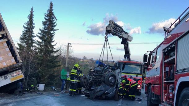 Смертельна ДТП з українцями у Чехії 11 листопада 2018
