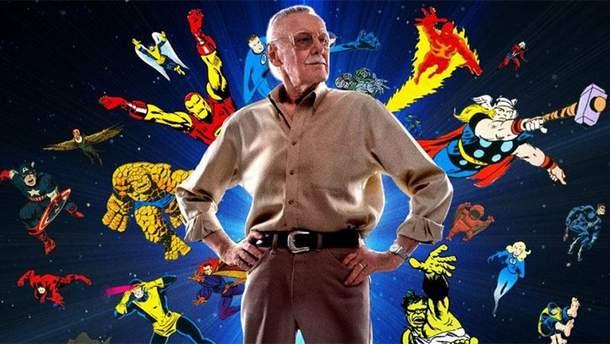 Помер Стен Лі – творець коміксів Marvel: реакція Голлівуду