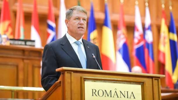 Президент Румынии считает, что его страна не готова председательствовать в ЕС