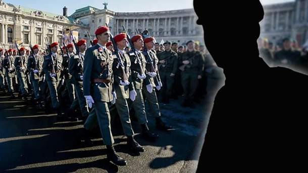В Австрії суд відмовився заарештувати офіцера, підозрюваного в шпигунстві на користь РФ