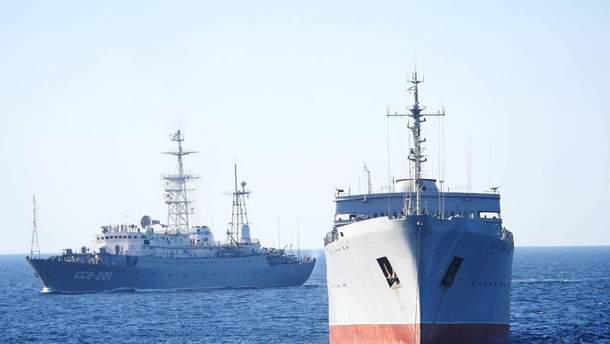 Против портов России в Азовском море призвали ввести санкции