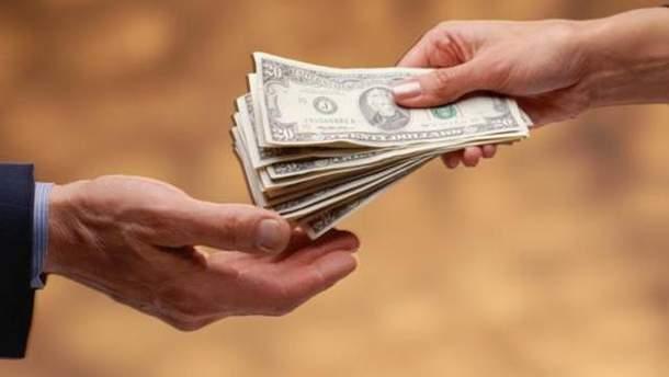 Коррупция мешает росту экономики Украины