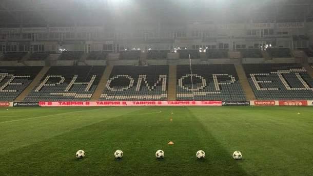 """Стадіон """"Чорноморець"""" в Одесі"""