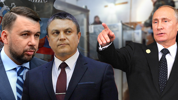 Путин снова показал, что не собирается придерживаться минских соглашений