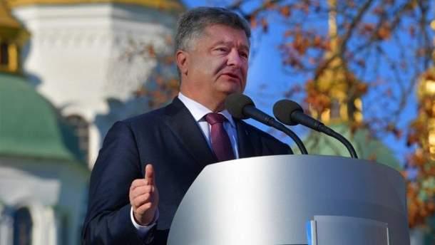 Президент Петро Порошенко зустрівся з ієрархами УПЦ МП: з'явилися деталі