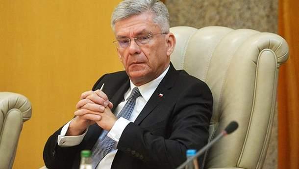 Карчевський заявив, що замах на незалежність  України є замахом на безпеку Польщі