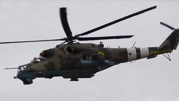 Авиация Объединенных сил на Донбассе отработала удары по объектам противника