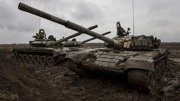 ОБСЄ знайшла зброю на окупованому Донбасі