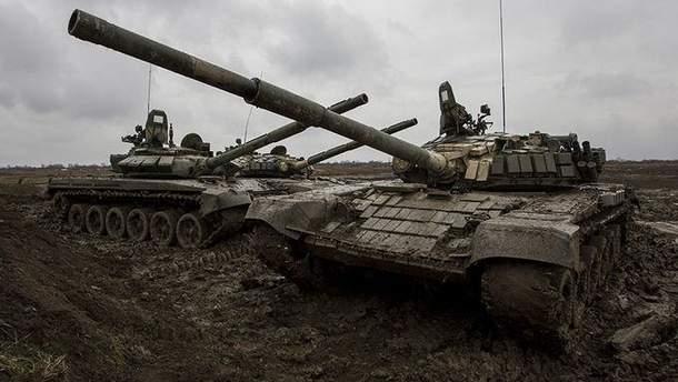 ОБСЕ нашла оружие на оккупированном Донбассе