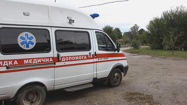 В Николаеве на место ДТП приехали две скорые с пьяными водителями