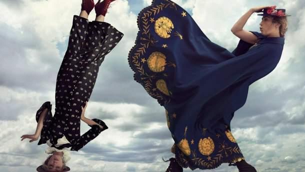 Эмили Блант для Vogue