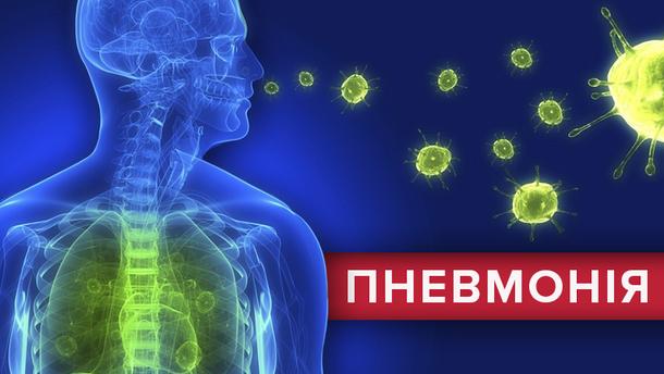Запалення легень: що таке пневмонія та чим вона небезпечна для дорослих і дітей
