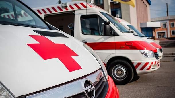 В Николаеве уволили двух пьяных водителей скорой помощи