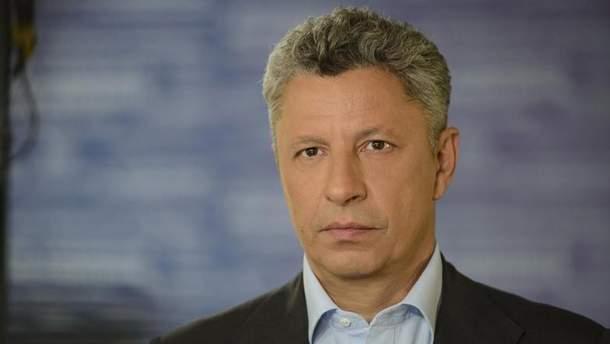 "Бойко йде з ""Опоблоку"""