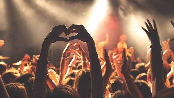 Какой концерт вы бы хотели посетить? Опрос