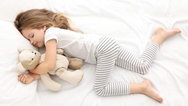До чого може призвести дефіцит сну у дітей
