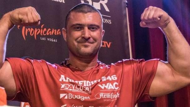 На Ровненщине в ДТП погиб спортсмен Андрей Пушкарь