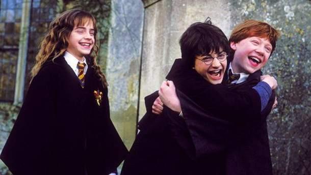 """Кадр з фільму """"Гаррі Поттер і таємна кімната"""""""