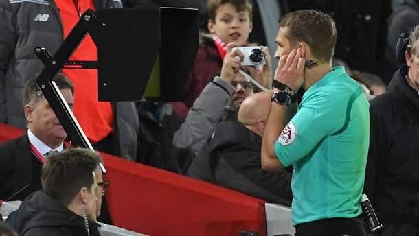 Система видеоповторов может появиться в чемпионате Англии