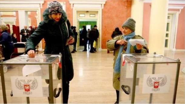 """Голосование без голосования: секреты """"выборов"""" в Луганске"""