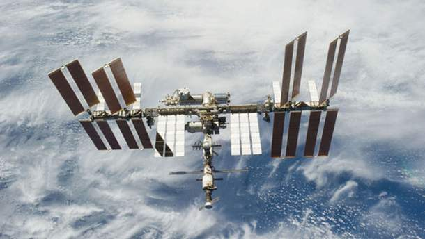 Міжнародна космічна станція: три чисниці до смерті?