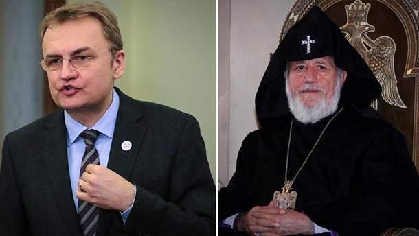 Главные новости 17 ноября: Садовый и аудиозапись о Гандзюк, Армянская церковь и Украина
