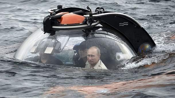 Путін заблокує Азовське море у двох випадках, – військовий