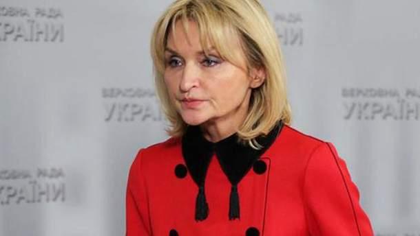 Луценко заявила, что Украина жестко отреагирует на закрытие Россией Азовского моря