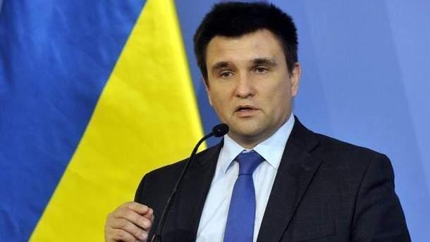 Климкин рассказал, что США четко заявили, что Украина будет в НАТО