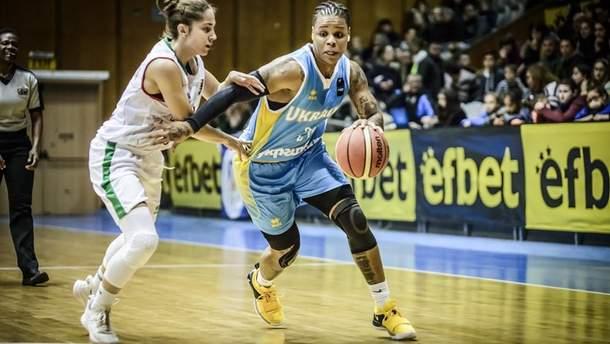 Украинки добыли разгромную победу вотборе начемпионат Европы побаскетболу
