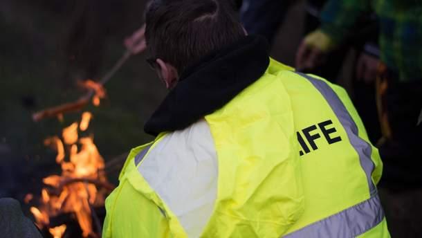 """Во Франции продолжается протест """"желтых жилетов"""""""