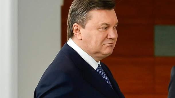 Віктор Янукович потрапив до лікарні
