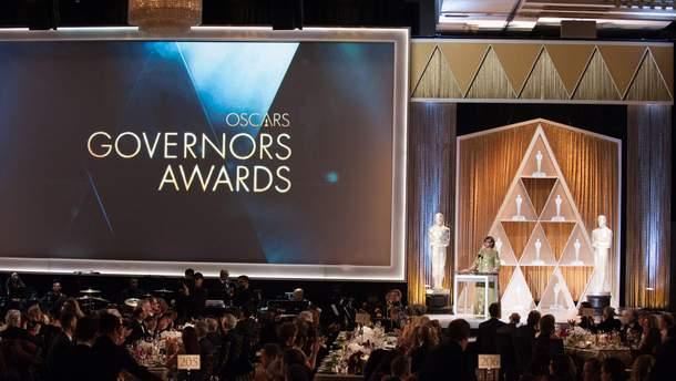 Церемонія вручення нагород Governors Awards