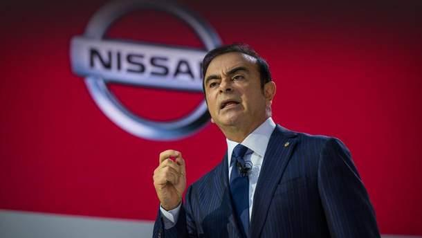 Очільника Nissan і Renault можуть заарештувати вЯпонії