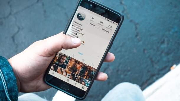 """Instagram почав видаляти """"накручені"""" лайки та підписки"""