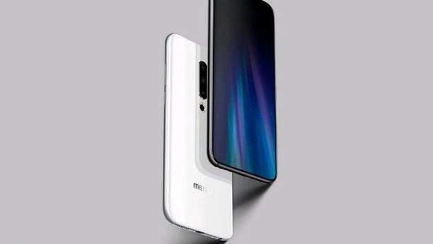Вweb-сети появилось первое изображение флагманского телефона Meizu 16s