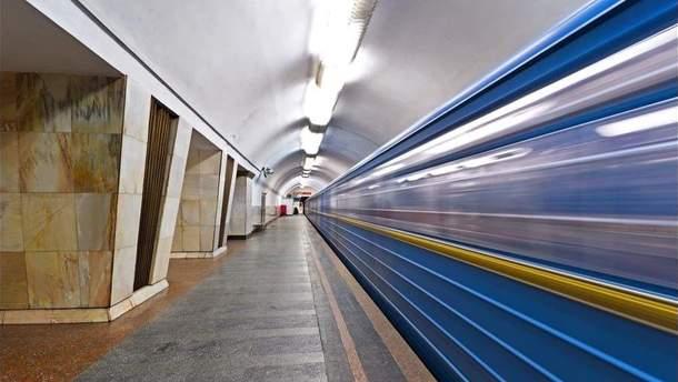 У Києві починають будівництво метро на Виноградар