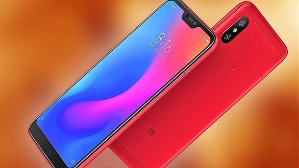 Xiaomi Mi A2 Lite: переваги