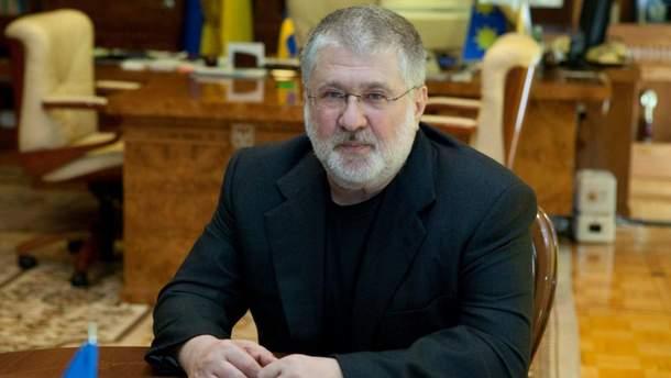 """Коломойський заявив, що найбільші шанси перемогти на президентський виборах має лідерка """"Батьківщини"""" Юлія Тимошенко"""