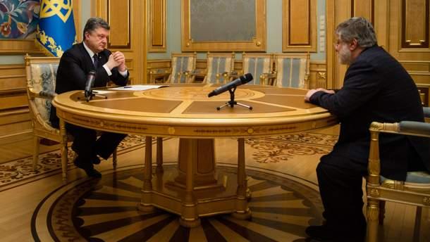 Коломойский: Даже при Януковиче небыло такого желания тотально контролировать медиа
