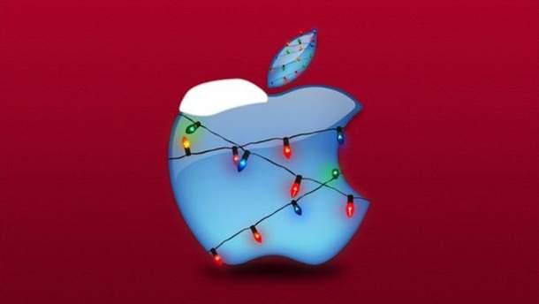Apple випустила неймовірний мультфільм до Різдва