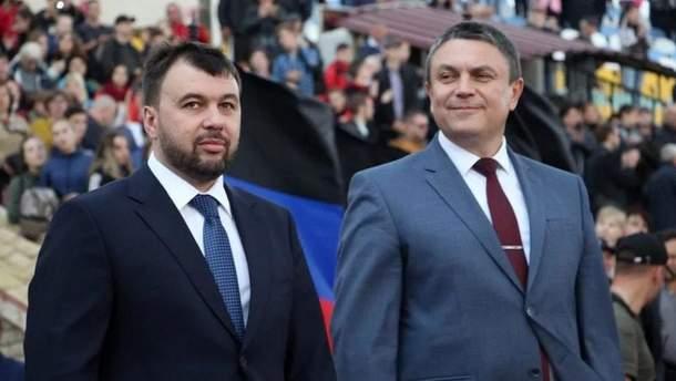 Хто кого переживе: Пушилін та Пасічник почали смертельну боротьбу