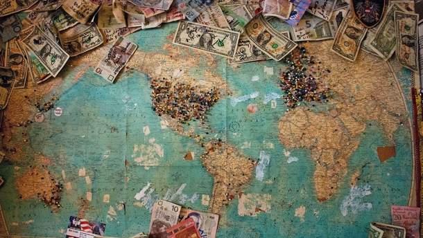 Які хвороби можна підчепити через гроші