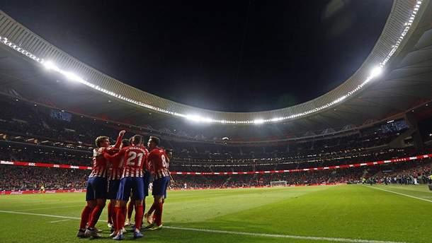 Атлетіко – Барселона прогноз букмекерів
