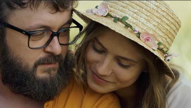 Чувства, романтика ипоцелуи: «ангел» DZIDZIO представил клип налирическую композицию
