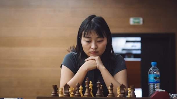 Цзюй Вэньцзюнь – чемпионка мира по шахматам